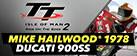 TT Isle of Man 2 Ducati 900 - Mike Hailwood 1978
