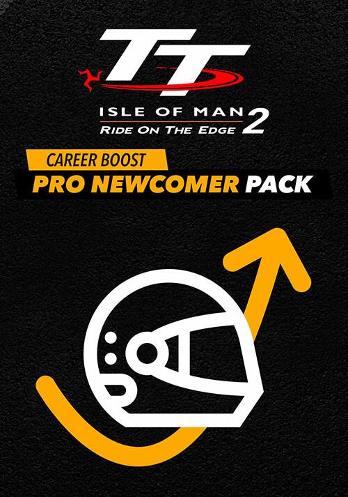 TT Isle of Man 2 Pro Newcomer Pack - Cover / Packshot