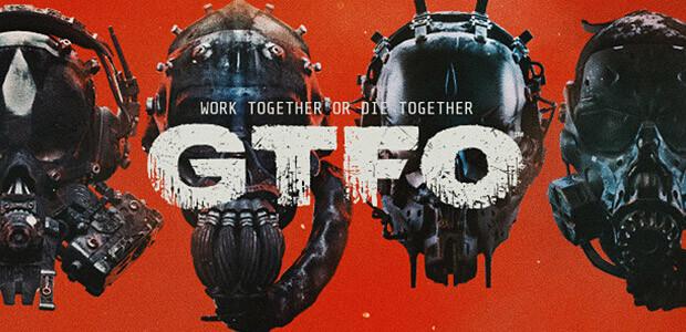 GTFO - Cover / Packshot