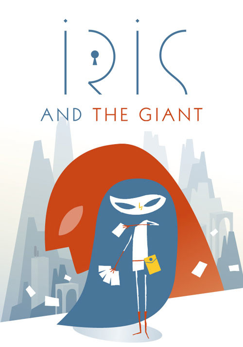 Iris and the Giant: Card Deck Roguelike - Cover / Packshot