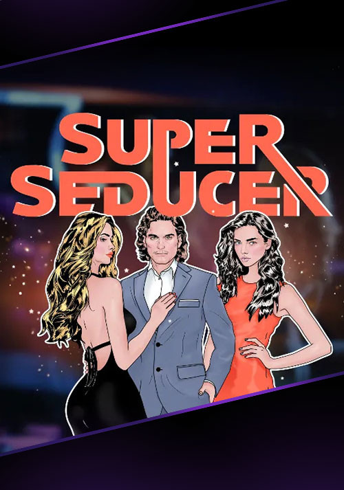 Super Seducer : How to Talk to Girls - Cover / Packshot