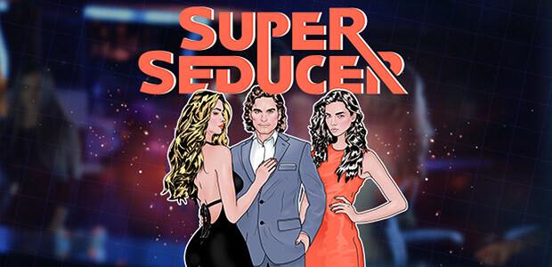 Super Seducer : How to Talk to Girls - Cover / Packshot