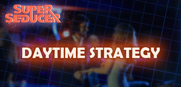 Super Seducer - Bonus Video 2: Daytime Strategy - Cover / Packshot