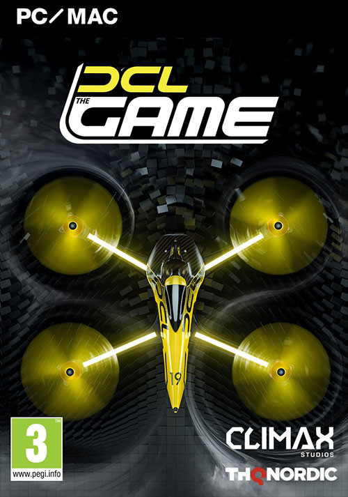 DCL - The Game - Cover / Packshot