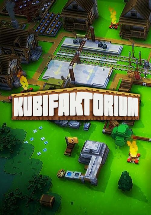 Kubifaktorium - Cover / Packshot