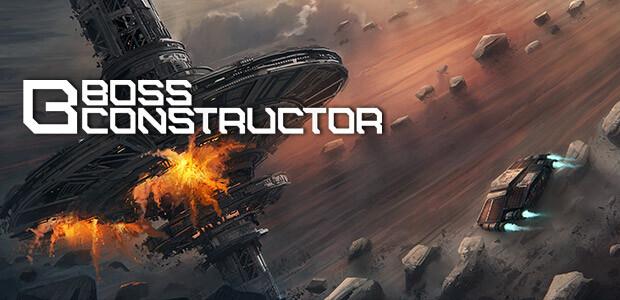 BossConstructor - Cover / Packshot