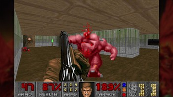 Screenshot3 - Ultimate Doom
