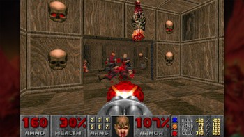 Screenshot4 - Ultimate Doom