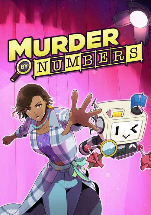 Murder by Numbers - Cover / Packshot