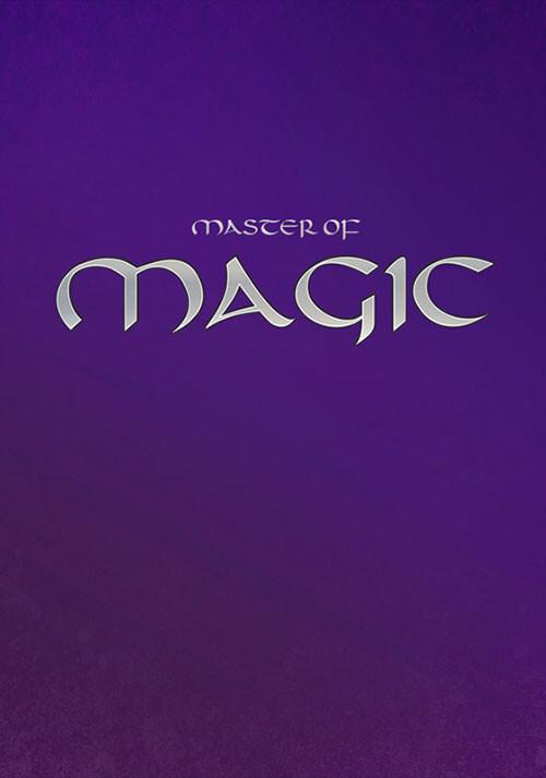 Master of Magic - Cover / Packshot