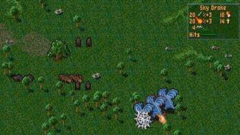 Screenshot2 - Master of Magic