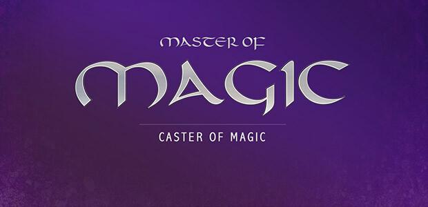 Master of Magic Classic: Caster of Magic - Cover / Packshot