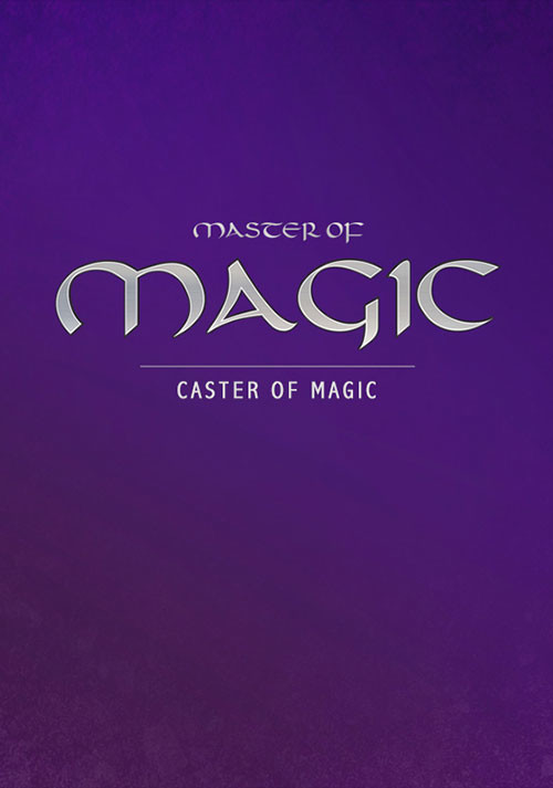Master of Magic: Caster of Magic - Cover / Packshot