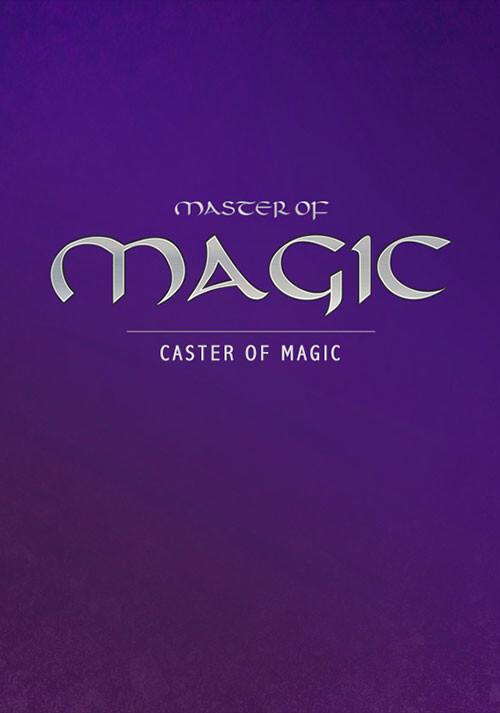 Master of Magic: Caster of Magic - Cover / Packshot