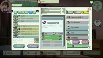 Screenshot5 - Ciel Fledge: A Daughter Raising Simulator
