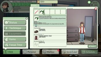 Screenshot9 - Ciel Fledge: A Daughter Raising Simulator