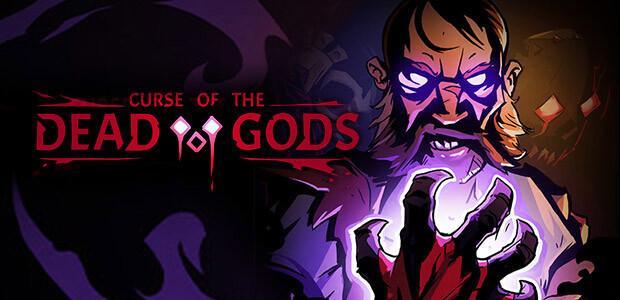 Curse of the Dead Gods - Cover / Packshot