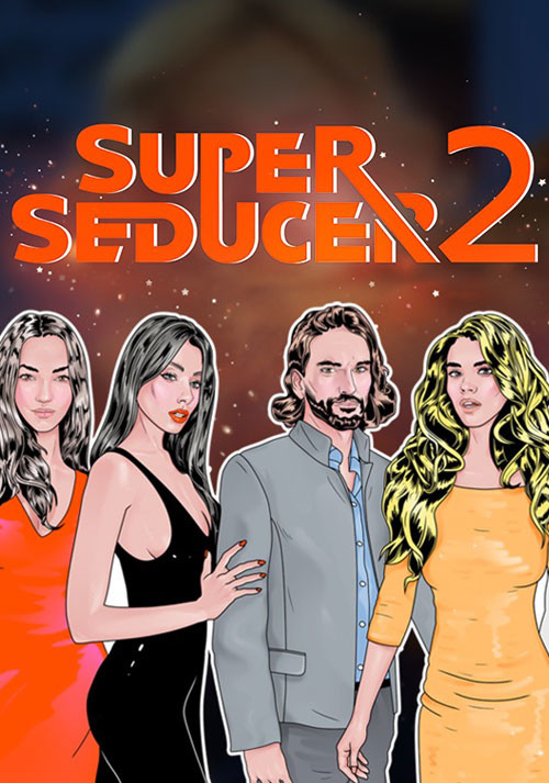 Super Seducer 2 - Advanced Seduction Tactics - Cover / Packshot