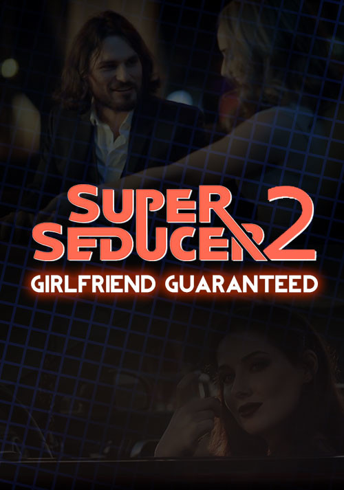 Super Seducer 2 - Bonus Video 3: Girlfriend Guaranteed - Cover / Packshot