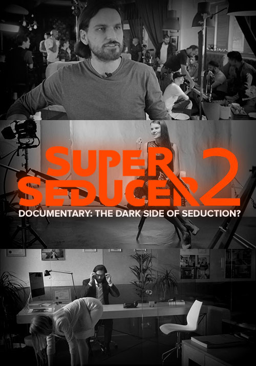 Super Seducer 2 - Documentary: The Dark Side of Seduction? - Cover / Packshot