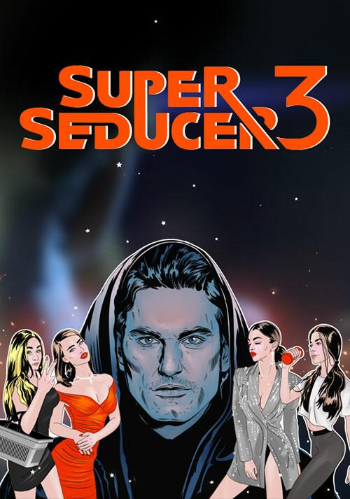 Super Seducer 3 - Cover / Packshot