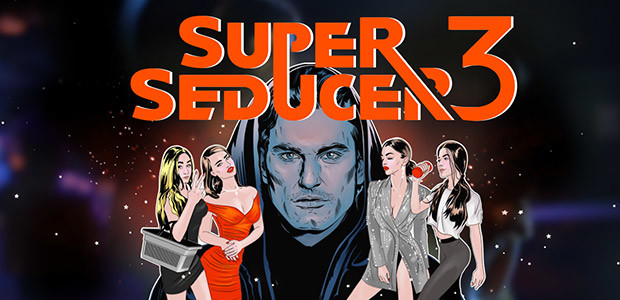 Super Seducer 3 - Uncensored Edition - Cover / Packshot