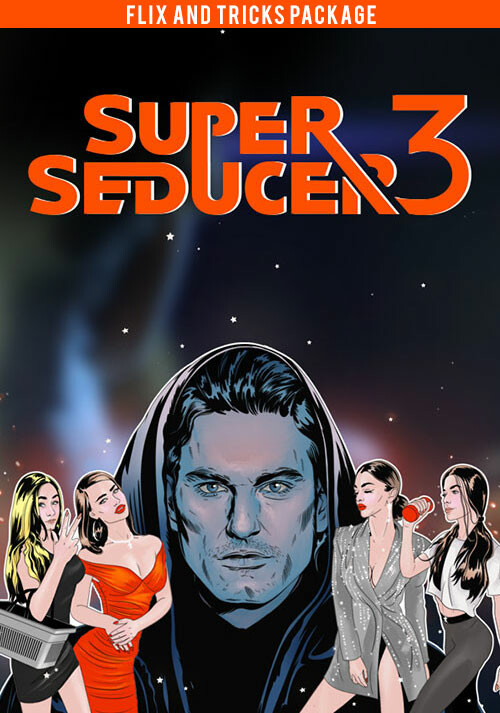 Super Seducer 3 - Flix and Tricks Package - Cover / Packshot