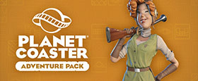 Planet Coaster - Adventure Pack