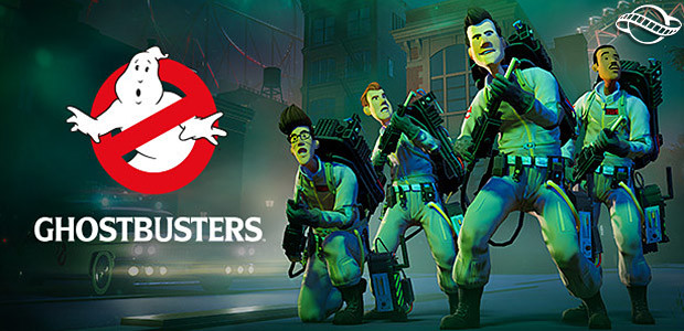 Planet Coaster - Ghostbusters™ - Cover / Packshot