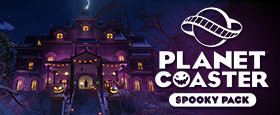 Planet Coaster - Spooky Pack