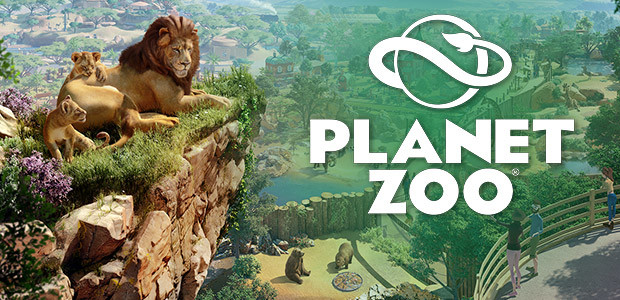 Planet Zoo - Cover / Packshot