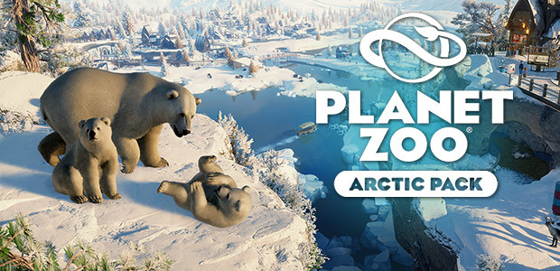 Planet Zoo: Arctic Pack - Cover / Packshot