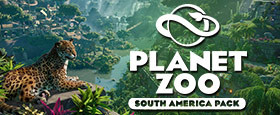 Planet Zoo: South America Pack