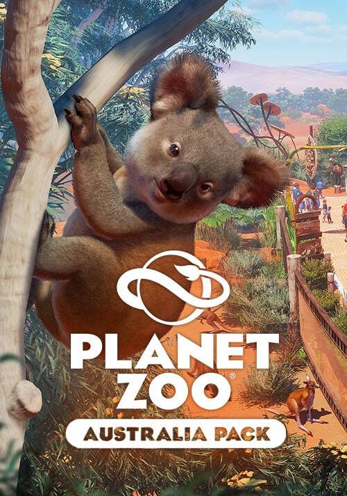 Planet Zoo: Australia Pack - Cover / Packshot