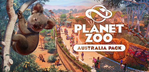 Planet Zoo: Australia Pack - Cover / Packshot