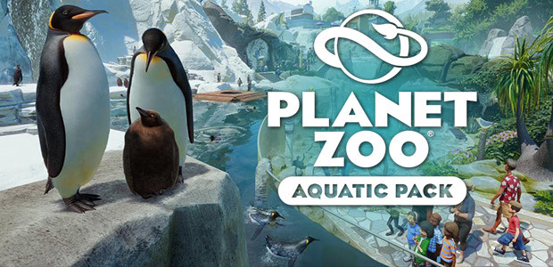 Planet Zoo: Aquatic Pack
