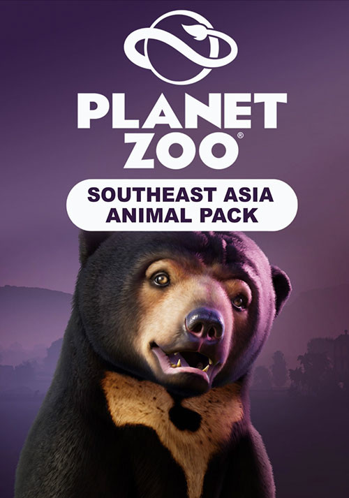 Planet Zoo: Southeast Asia Animal Pack - Cover / Packshot