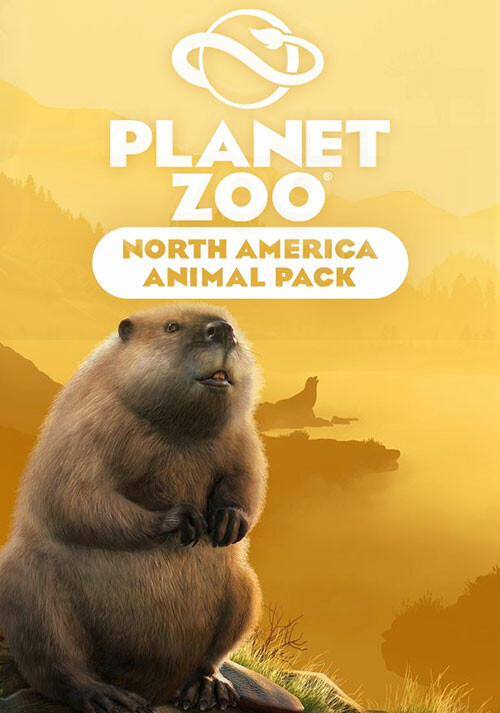 Planet Zoo: North America Animal Pack - Cover / Packshot