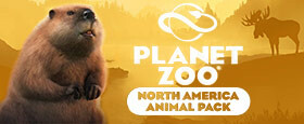 Planet Zoo: North America Animal Pack