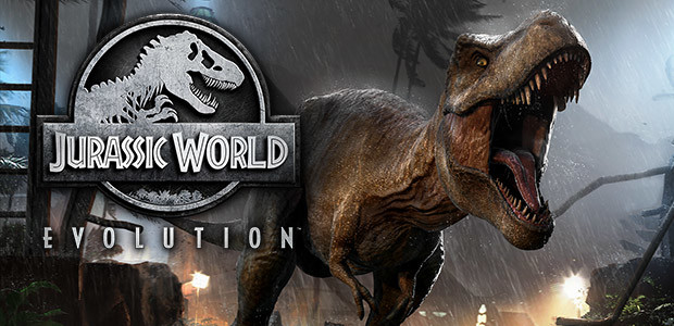 Jurassic World Evolution - Cover / Packshot