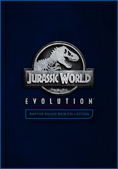 Jurassic World Evolution: Raptor Squad Skin Collection - Cover / Packshot