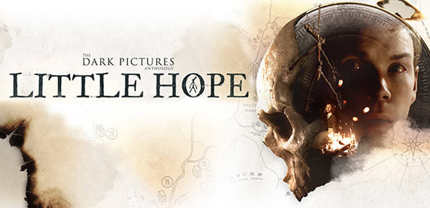 The Dark Pictures Anthology: Little Hope - Cover / Packshot