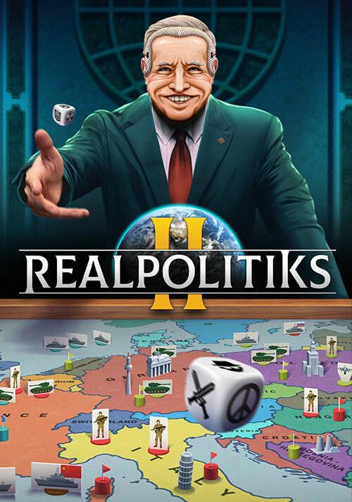 Realpolitiks II - Cover / Packshot