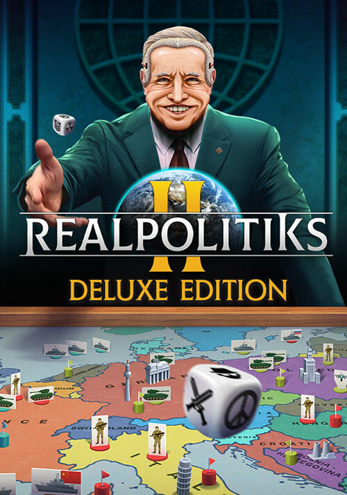 Realpolitiks II Deluxe Edition - Cover / Packshot