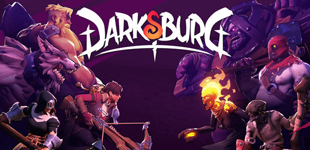 Darksburg - Cover / Packshot