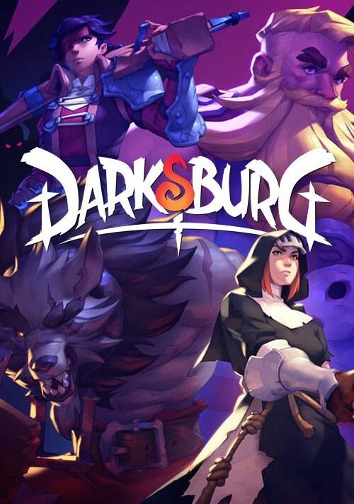 Darksburg - Cover / Packshot