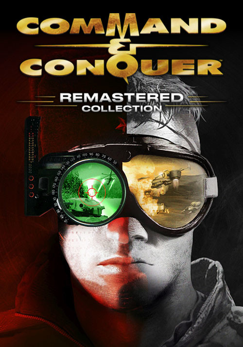 Command & Conquer™ Remastered Collection - Cover / Packshot