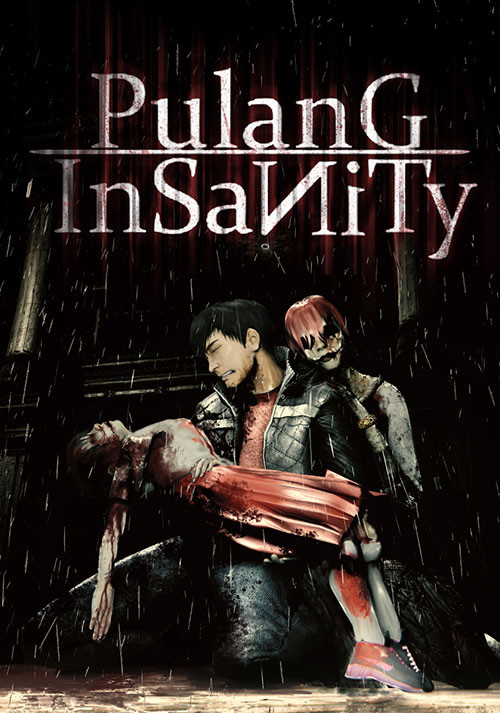 Pulang: Insanity - Cover / Packshot
