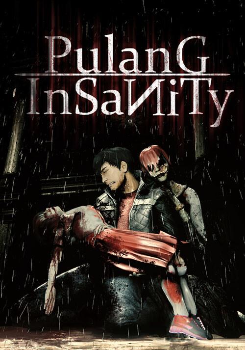 Pulang: Insanity - Cover / Packshot
