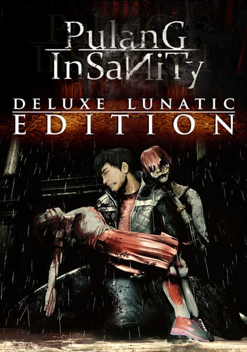 Pulang Insanity : Lunatic Edition - Cover / Packshot
